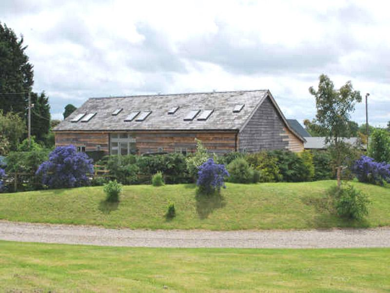 Oak Barns to rent through Chester Property Rentals