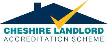 Accredited Member of the Cheshire Landlord Accreditation Scheme